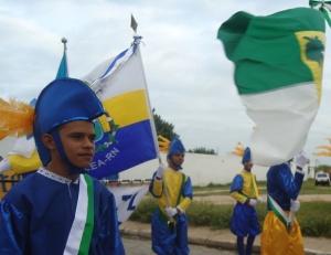 Várzea realizou mais um Desfile Cívico em homenagem a Independência do Brasil