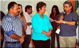 Brejinho/RN: 1º Teatro Municipal da região Agreste e creche são inaugurados