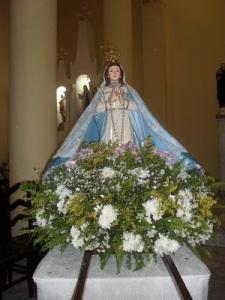 Santo Antônio/RN vivencia a festa de sua padroeira Nossa Senhora da Imaculada Conceição
