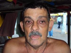 """""""Borges"""" o pistoleiro mais temido do Recife foi preso ontem no RN"""