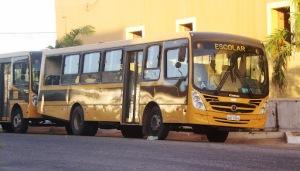 Canguaretama/RN: Ônibus Caminho da Escola transporta estudantes em situação de risco