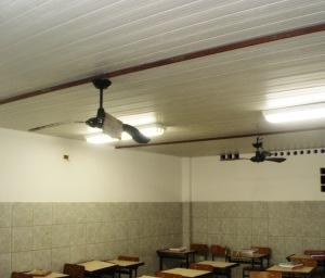 Canguaretama/RN: Escola Municipal José de Carvalho e Silva clama por reparos imediatos