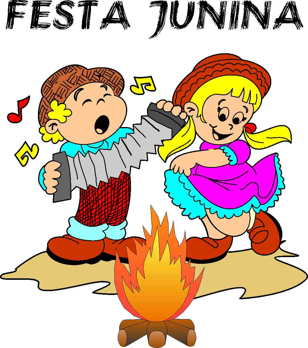 Festa Junina Em Santo Antonio Rn No Conjunto Pica Pau