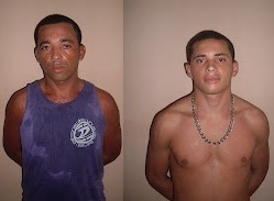 Nova Cruz/RN: polícia prende dois por tráfico de drogas