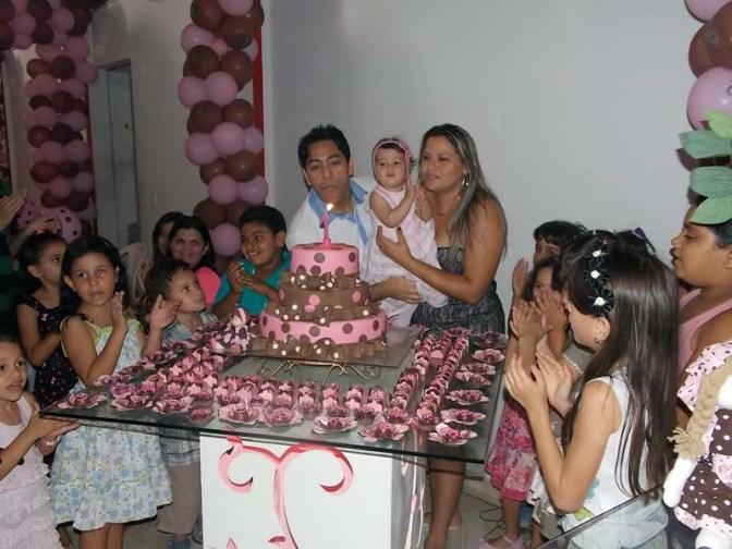 1º Aniversário de Laura Camilo