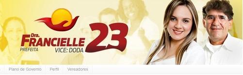 Candidata a Prefeita de Caicó Lança blog de campanha