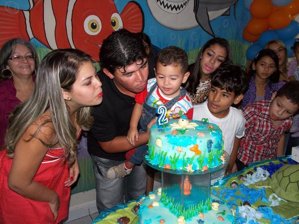 Aniversário de dois Anos de Vital Neto