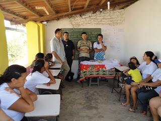 Santo Antônio/RN: Vereador Dário Participa de Encerramento do Curso de Cultivo da Mandiocultura