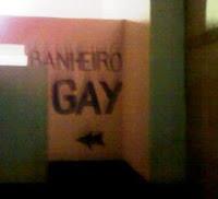 Casa noturna de Canguaretama/RN inova e implanta banheiro Gay