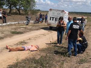 Mulher é encontrada morta no Portal do Agreste em Nova Cruz/RN